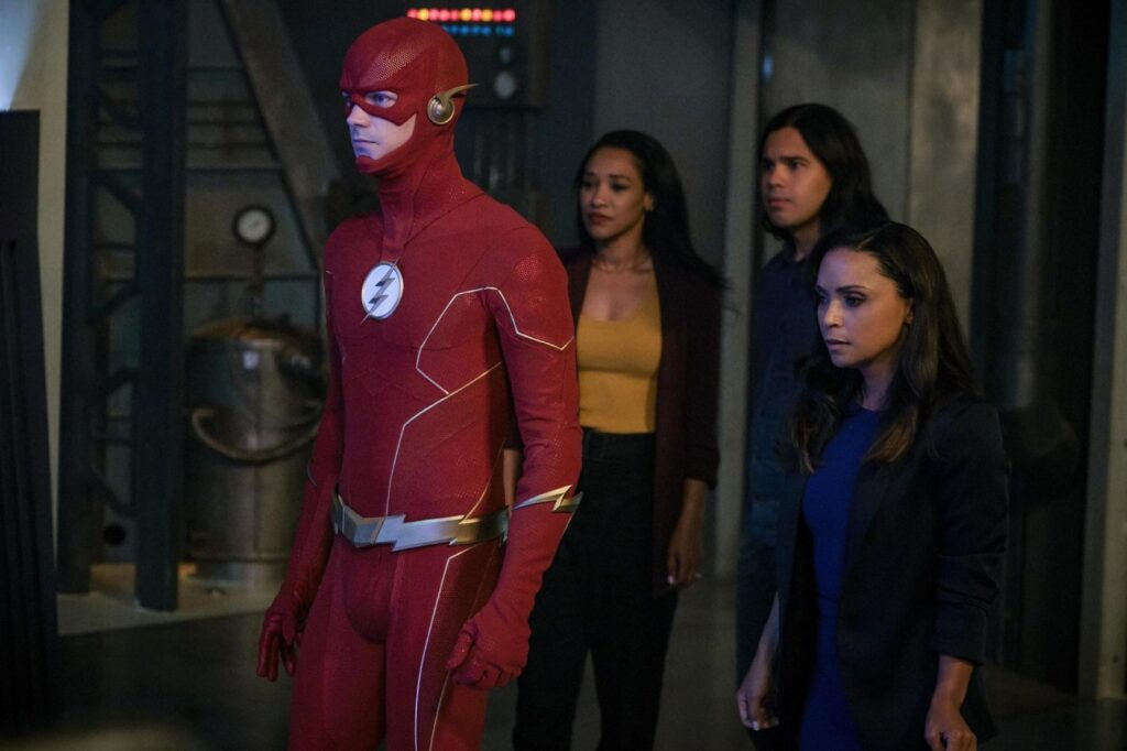 The Flash Season 7 Episode 4