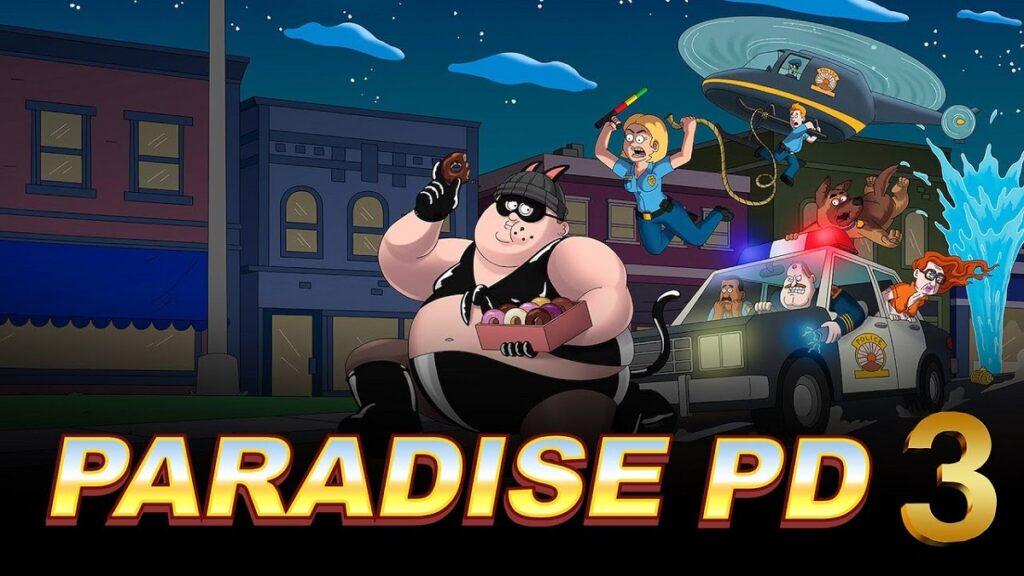 Paradise PD Season 3