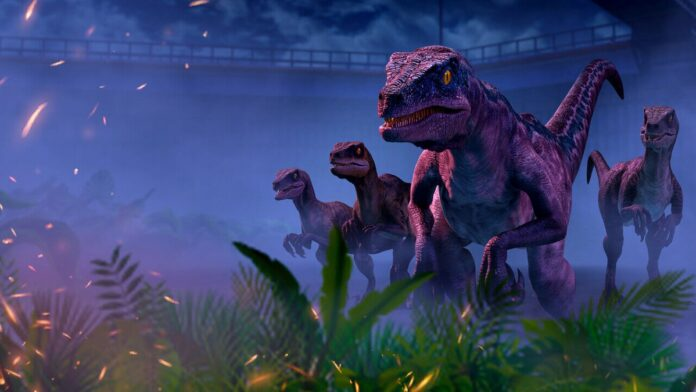 Jurassic World: Camp Cretaceous Season 3