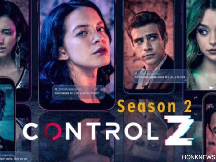Control Z Season 2