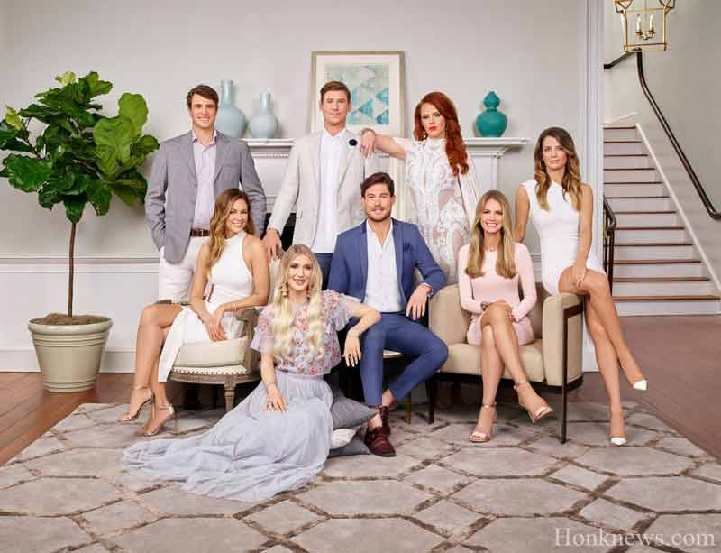 Season 8 updates of Southern Charm |  Thomas accused Patricia of being 'racist'