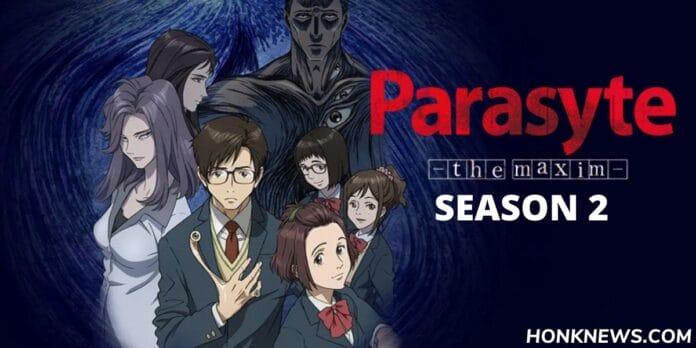 Parasyte: the Maxim Season 2