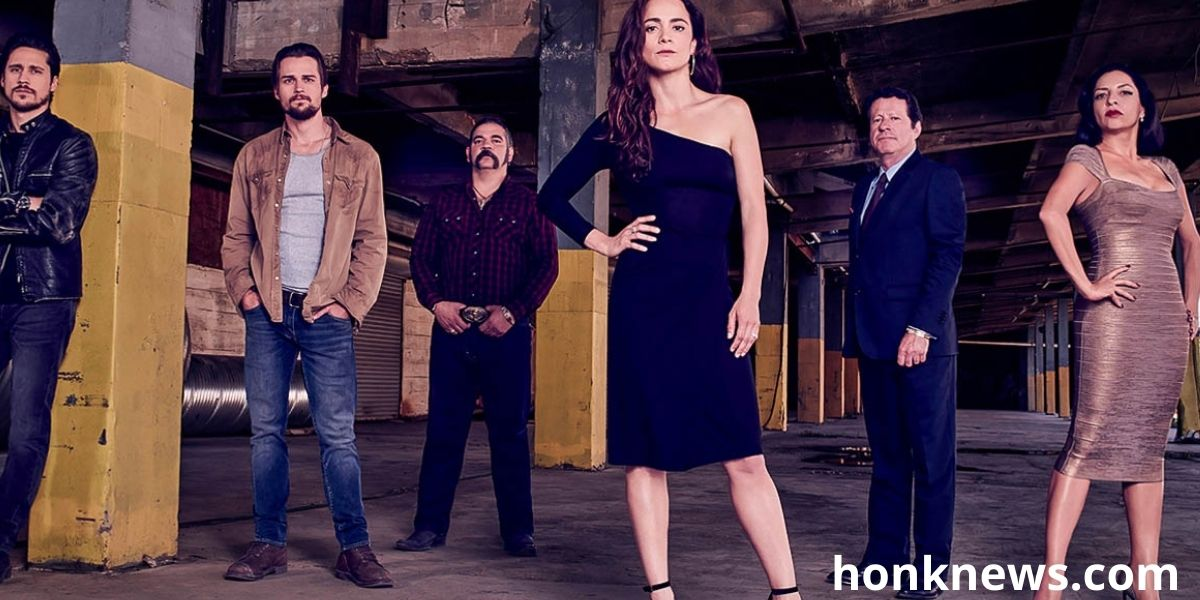 Queen of the South Season 5: The Game of Crime