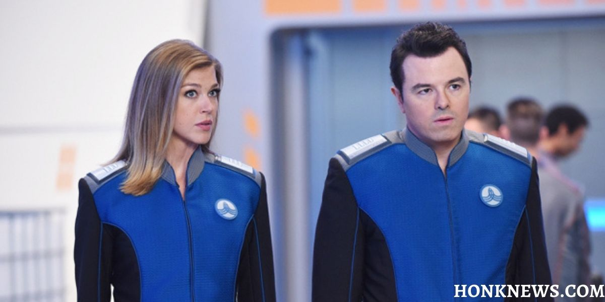 Science Fiction with Comedy: The Orville Season 3