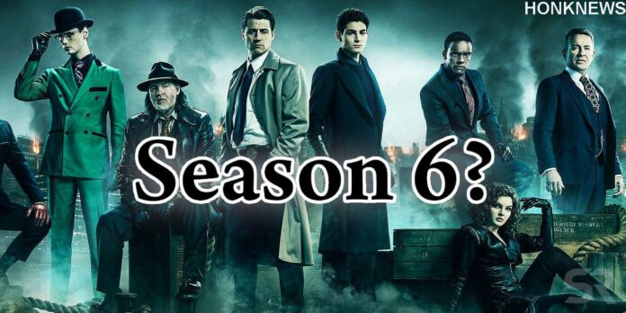 Gotham Season 6: Officially Cancelled?