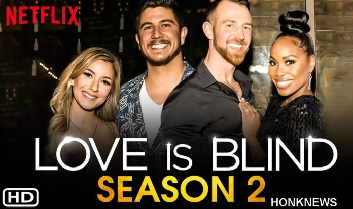 Love is Blind Season 2: Cast and Release Date