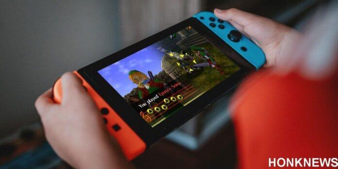 Legend of Zelda: Ocarina of Time on Nintendo Switch
