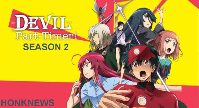 The Devil Is a Part-Timer Season 2: Cast, Plot and Release Date