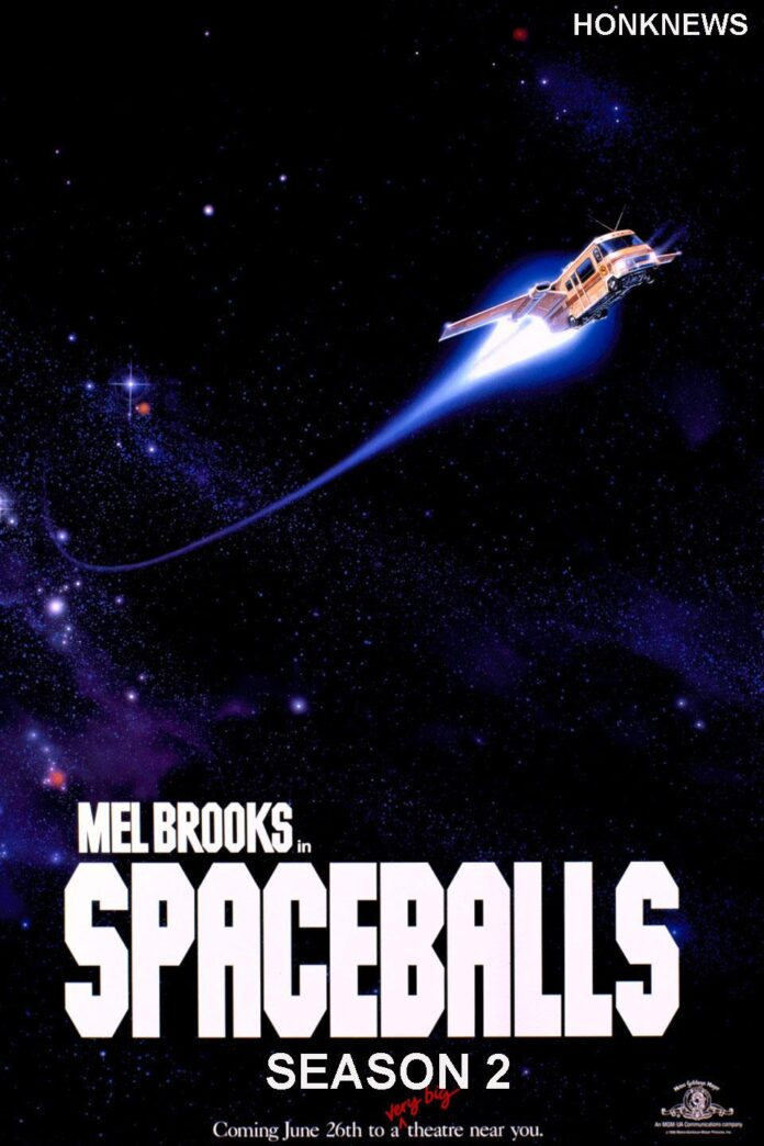 Spaceballs 2: Is there any chance of Release?