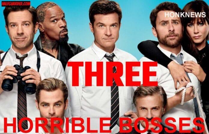 Horrible bosses 3