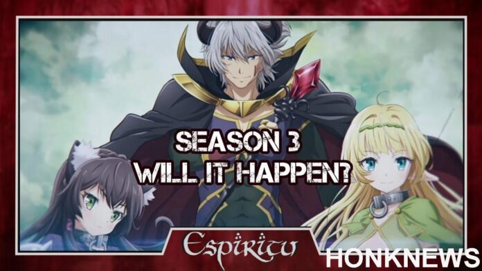 Chuunibyou Season 3