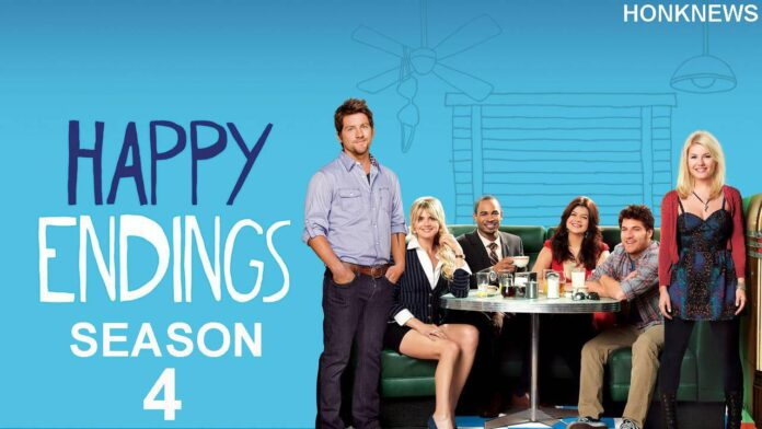 Happy Endings Season 4