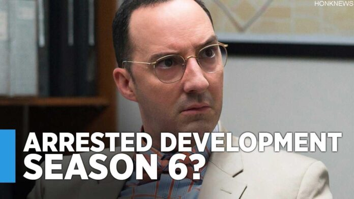 Arrested development season 6