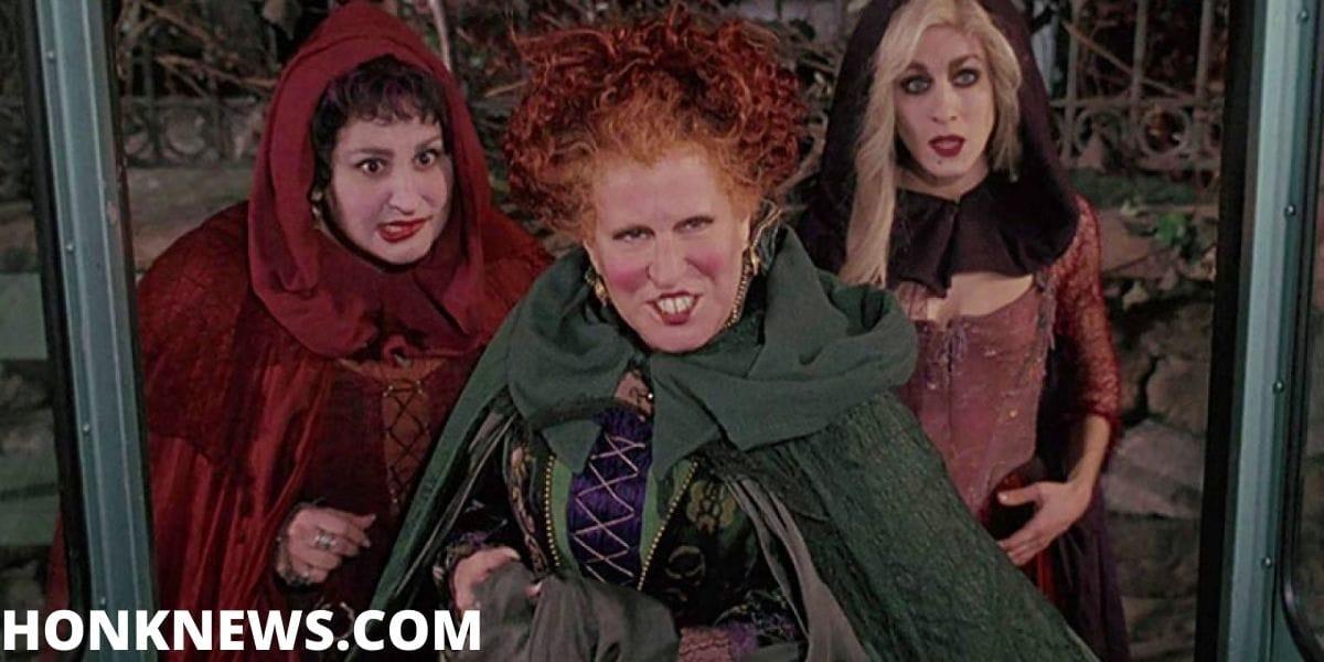 The Age of Witches Returns: Hocus Pocus 2