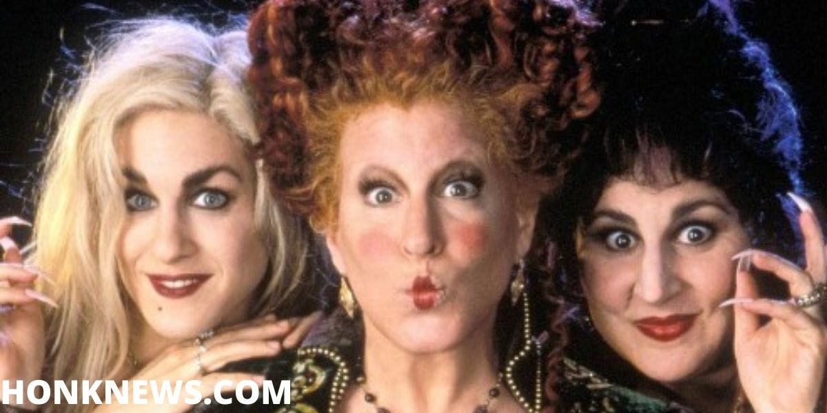The Era of Witches Will Be Back: Hocus Pocus 2