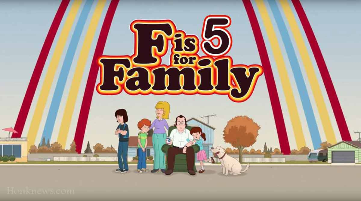 F Is For Family Season 5 - When It Is Coming On Netflix? - Honk News