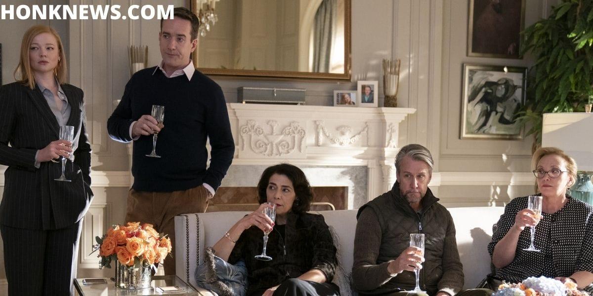 Succession Season 3: The Comedy-Drama Story