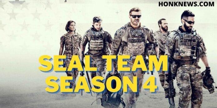 Seal Team Season 4: Let us Know More