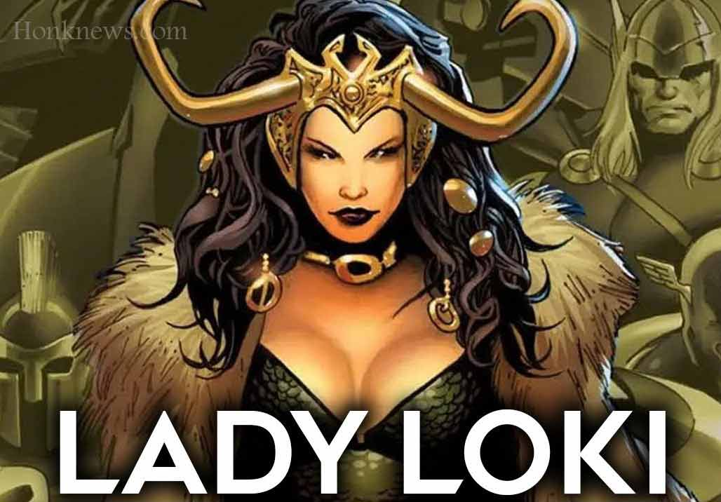 Who is Lady Loki?  The Greatest Mystery of the MCU Series