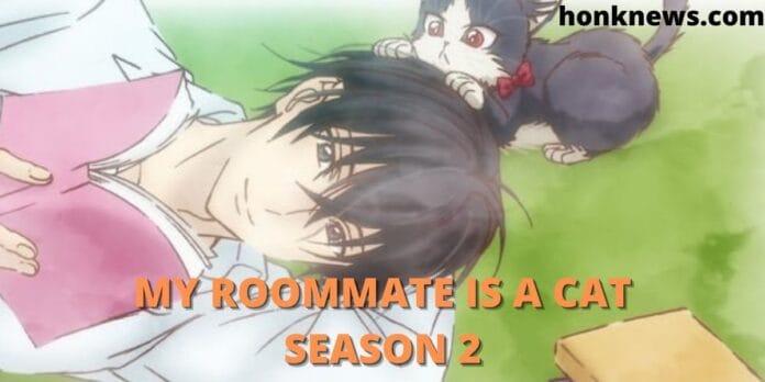 My Roommate is a Cat Season 2