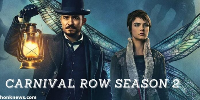 The Carnival Row Season 2: Is It Coming?
