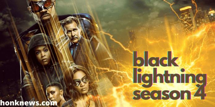 Black Lightning Season 4: Let us Know More