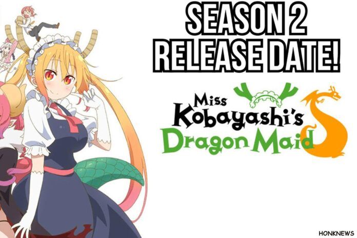 Dragon Maid Season 3