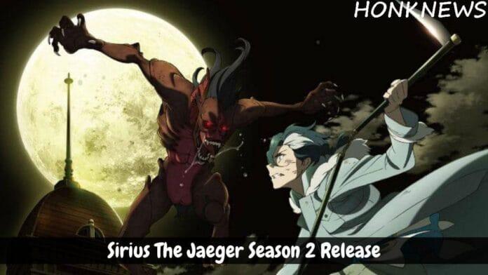 Sirius the Jaeger Season 2