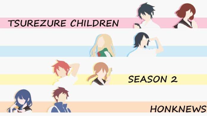 Tsurezure Children Season 2