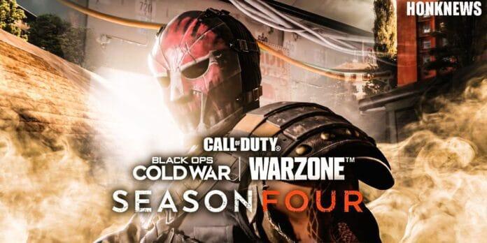 Black Ops Cold War Season 4