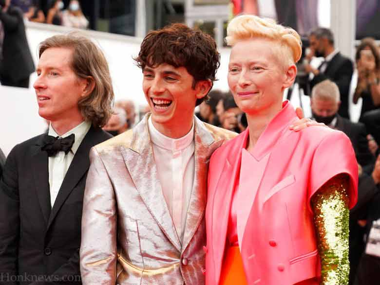 The Cannes Film 2021