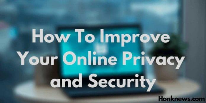 Improve online securities