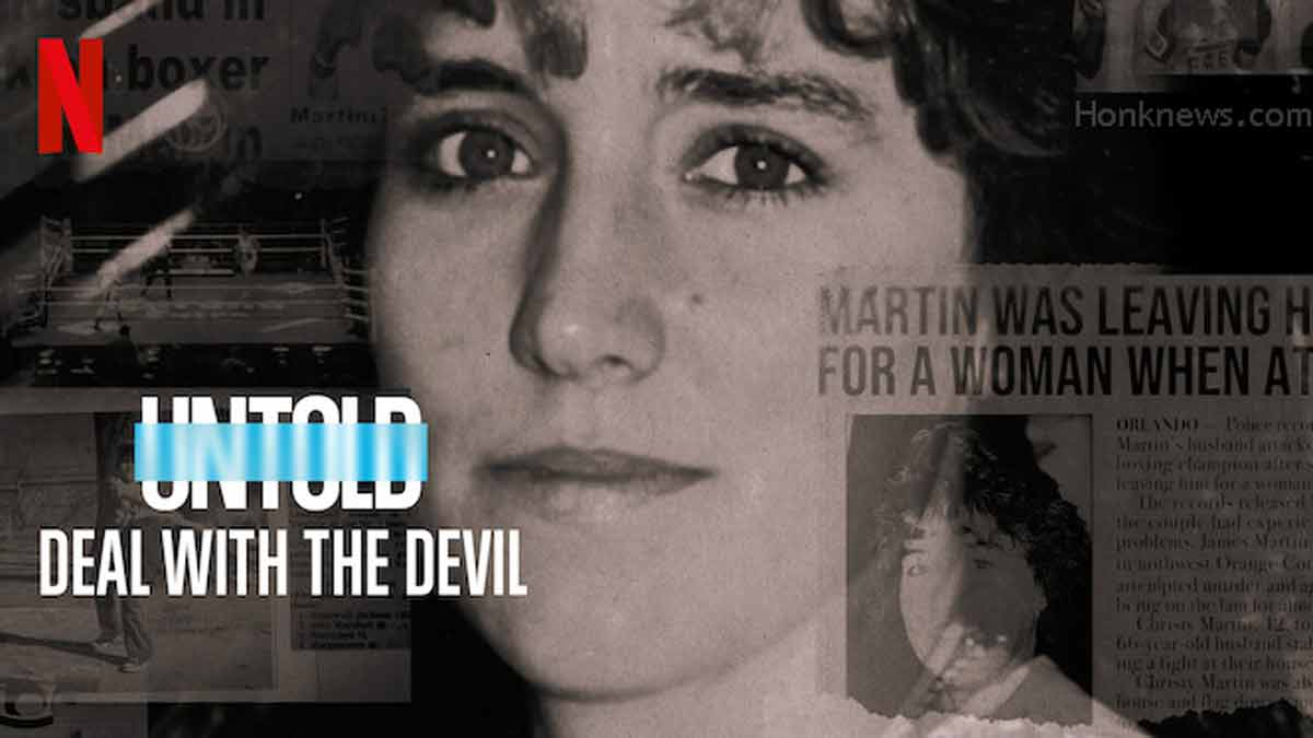 UNTOLD: Deal with the Devil- Christy Martin's Inspirational Story - Honk  News