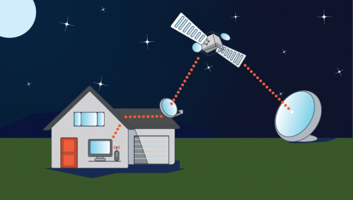should I get service through satellite connections