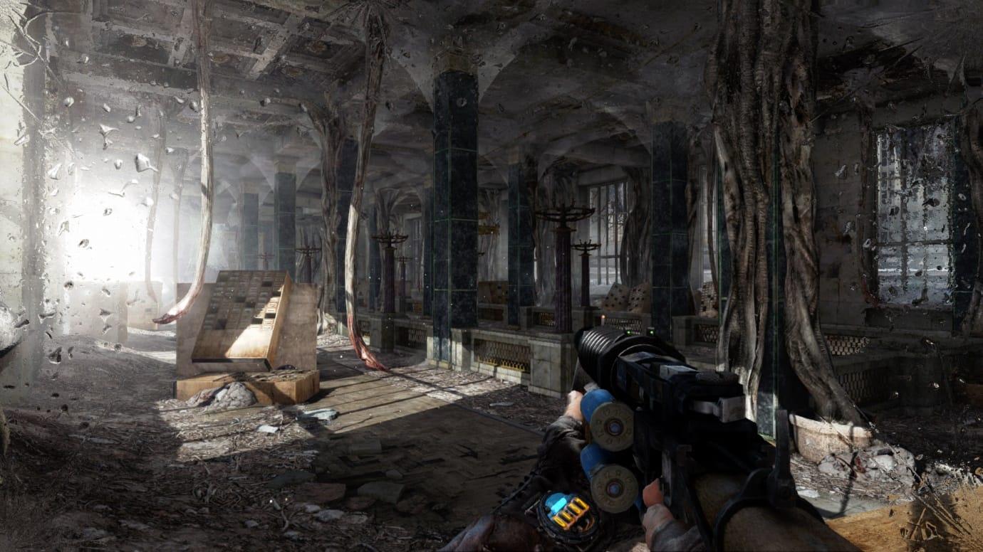 Metro 2033 Redux в Steam