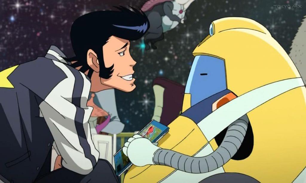 Space Dandy Season 3