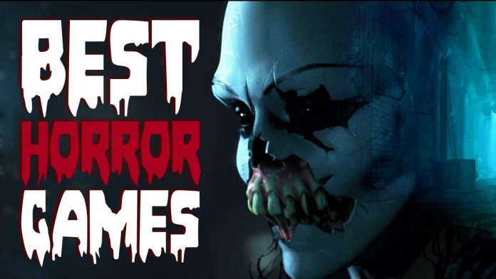 The Best Horror Games for a Scary Halloween